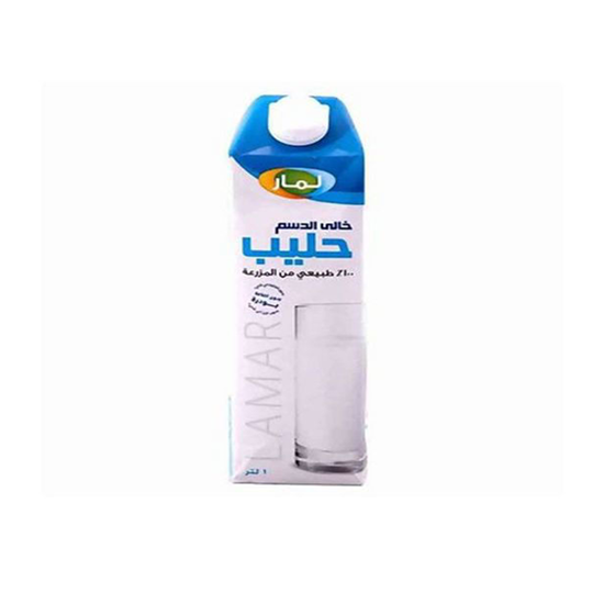 Picture of Skimmed Lamar 1 liter