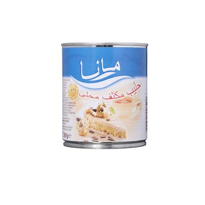 Picture of mana full fat condensed milk