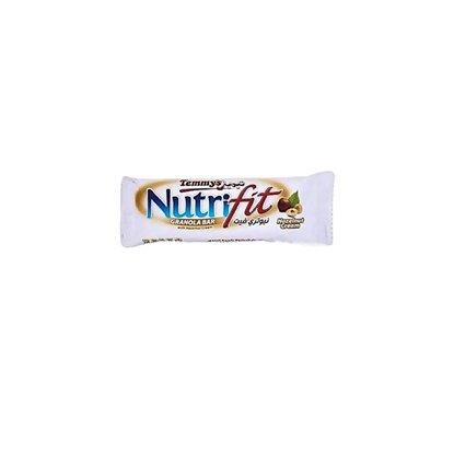 Picture of Temmy's NutriVit Bar Hazelnut Cream 35 g