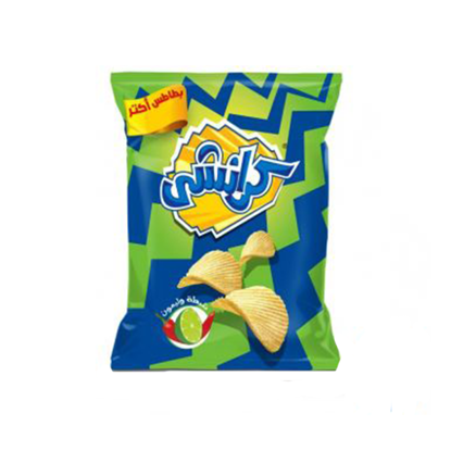 Picture of Crunchy Chips Shatt And Lemon