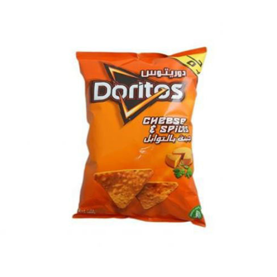 Picture of Doritos is a blush cheese