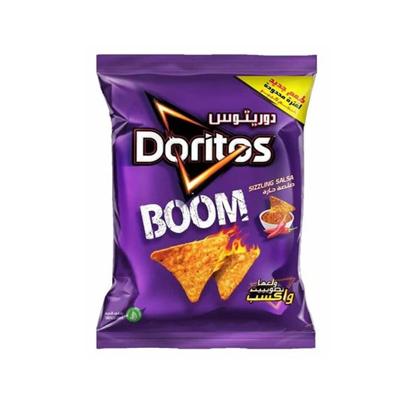 Picture of Doritos hot sauce
